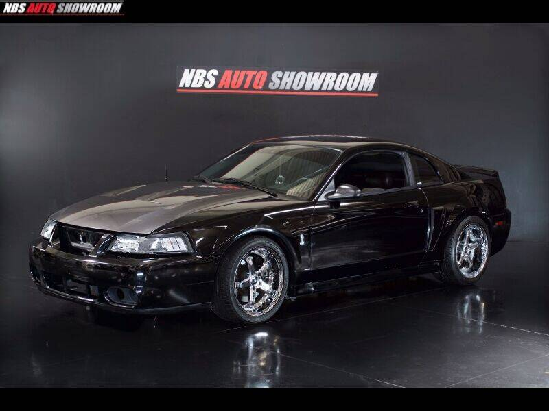 2003 Ford Mustang SVT Cobra for sale at NBS Auto Showroom in Milpitas CA