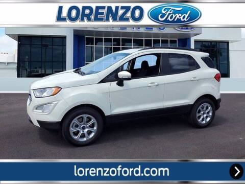 2021 Ford EcoSport for sale at Lorenzo Ford in Homestead FL