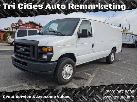 2014 Ford E-Series Cargo for sale at Tri Cities Auto Remarketing in Kennewick WA