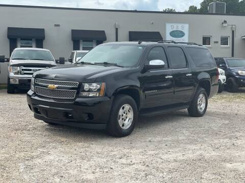 2013 Chevrolet Suburban for sale at DAB Auto World & Leasing in Wake Forest NC