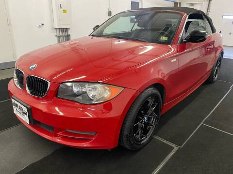 2011 BMW 1 Series for sale at TOWNE AUTO BROKERS in Virginia Beach VA