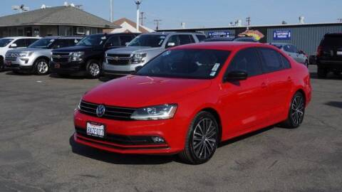 2017 Volkswagen Jetta for sale at Choice Motors in Merced CA