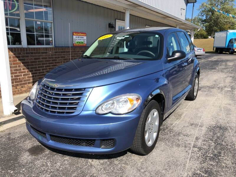 2007 Chrysler PT Cruiser for sale at Holland Auto Sales and Service, LLC in Somerset KY