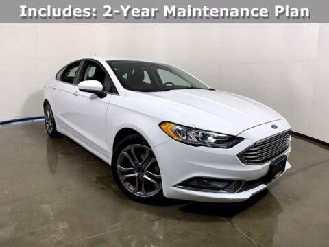 2017 Ford Fusion for sale at Smart Motors in Madison WI