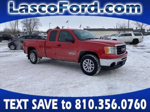 2011 GMC Sierra 1500 for sale at Lasco of Grand Blanc in Grand Blanc MI