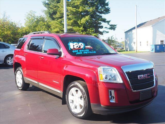 2011 GMC Terrain for sale at Patriot Motors in Cortland OH