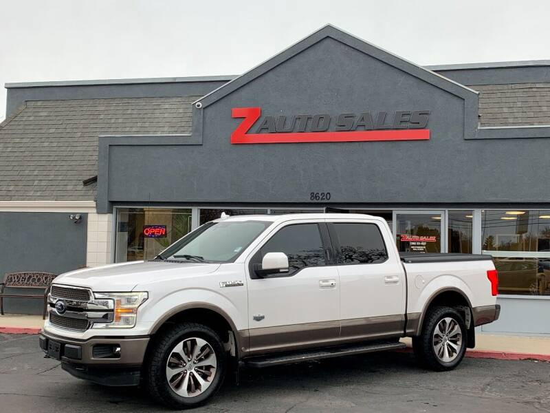 2018 Ford F-150 for sale at Z Auto Sales in Boise ID