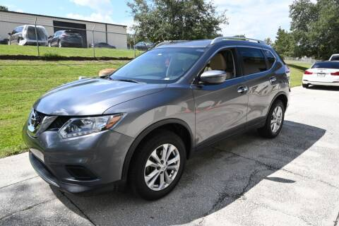 2016 Nissan Rogue for sale at Thurston Auto and RV Sales in Clermont FL