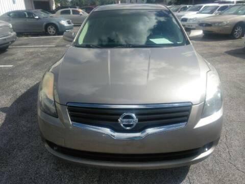 2007 Nissan Altima for sale at JacksonvilleMotorMall.com in Jacksonville FL
