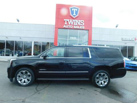 2015 GMC Yukon XL for sale at Twins Auto Sales Inc Redford 1 in Redford MI