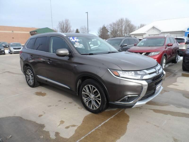 2016 Mitsubishi Outlander for sale at America Auto Inc in South Sioux City NE