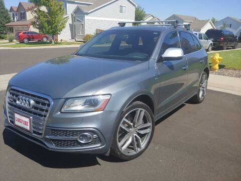 2016 Audi SQ5 for sale at The Car Guy in Glendale CO