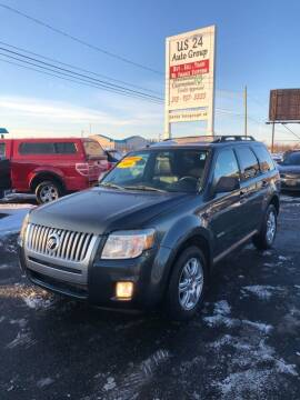 2008 Mercury Mariner for sale at US 24 Auto Group in Redford MI