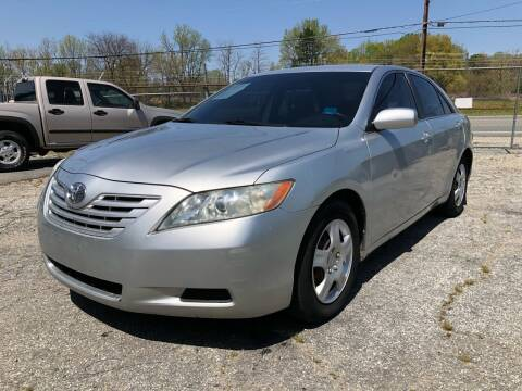 2007 Toyota Camry for sale at Celaya Auto Sales LLC in Greensboro NC