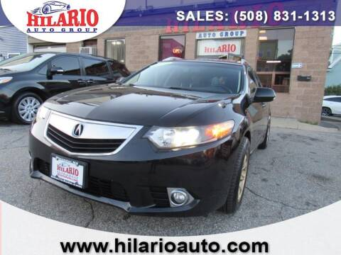 2012 Acura TSX Sport Wagon for sale at Hilario's Auto Sales in Worcester MA