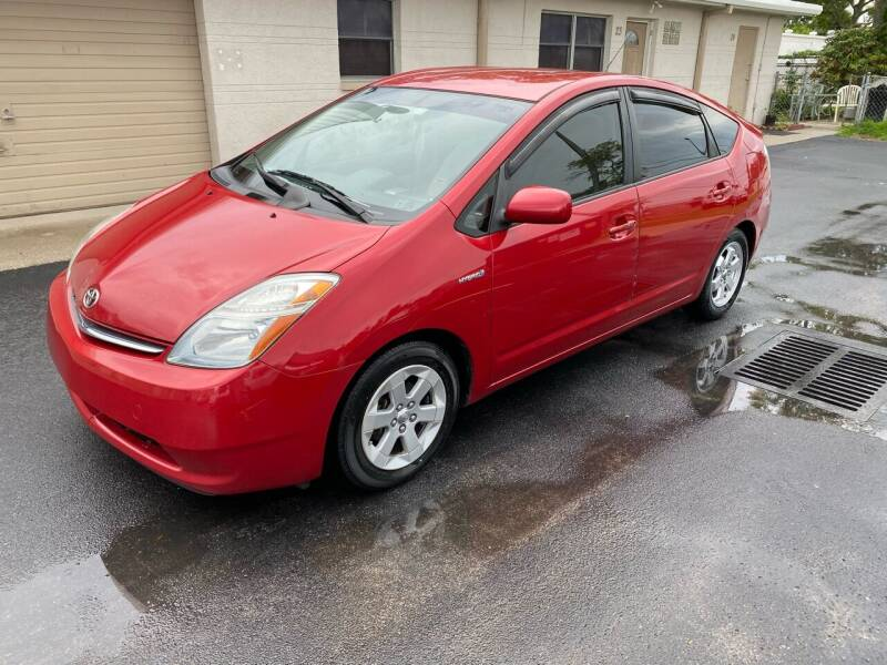 2008 Toyota Prius for sale at Ultimate Autos of Tampa Bay LLC in Largo FL