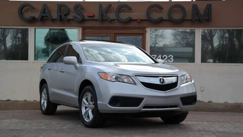 2013 Acura RDX for sale at Cars-KC LLC in Overland Park KS