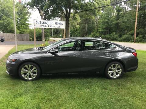 2017 Chevrolet Malibu for sale at McLaughlin Motorz in North Muskegon MI