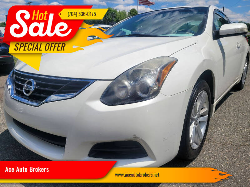 2011 Nissan Altima for sale at Ace Auto Brokers in Charlotte NC
