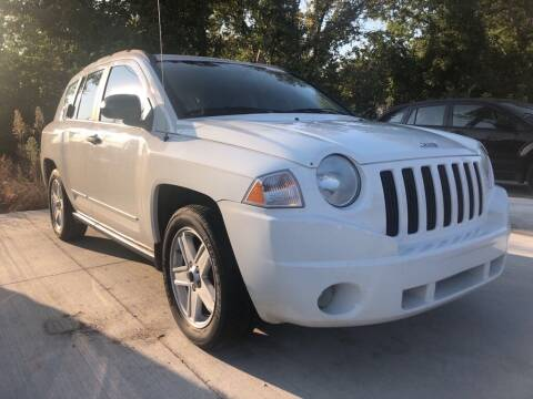 2008 Jeep Compass for sale at Wolff Auto Sales in Clarksville TN