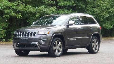 2014 Jeep Grand Cherokee for sale at United Auto Gallery in Suwanee GA