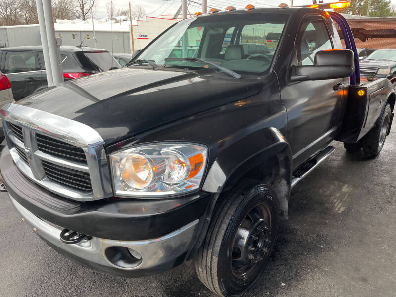 2008 Dodge Ram Chassis 4500 for sale at Kellis Auto Sales in Columbus OH