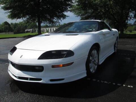1997 Chevrolet Camaro for sale at Unique Auto Brokers in Kingsport TN