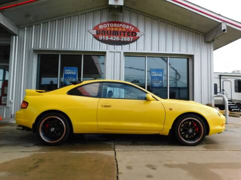 1994 Toyota Celica for sale at Motorsports Unlimited in McAlester OK