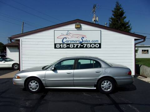 2005 Buick LeSabre for sale at CARSMART SALES INC in Loves Park IL