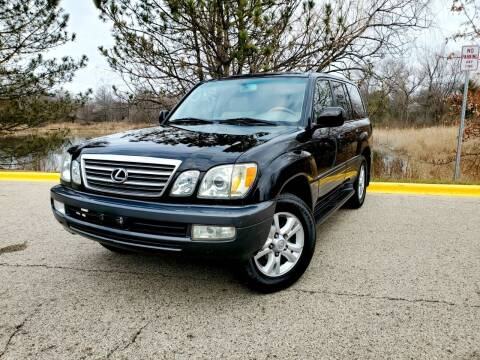 2005 Lexus LX 470 for sale at Excalibur Auto Sales in Palatine IL