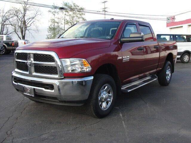 2014 RAM Ram Pickup 2500 for sale at Caesars Auto in Bergen NY