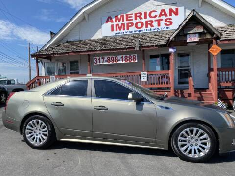 2010 Cadillac CTS for sale at American Imports INC in Indianapolis IN