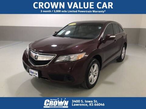 2014 Acura RDX for sale at Crown Automotive of Lawrence Kansas in Lawrence KS