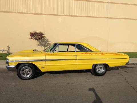 1964 Ford Galaxie 500 for sale at HIGH-LINE MOTOR SPORTS in Brea CA