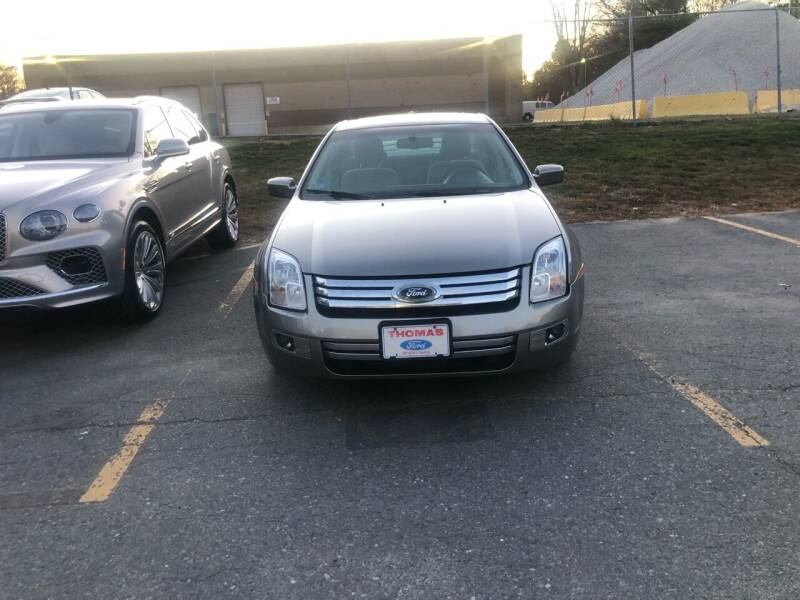 2009 Ford Fusion SEL 4dr Sedan - Wilmington MA