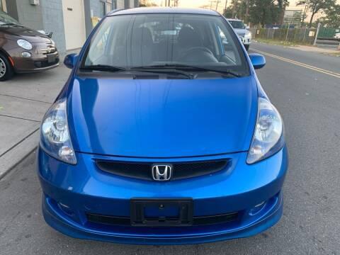 2008 Honda Fit for sale at SUNSHINE AUTO SALES LLC in Paterson NJ