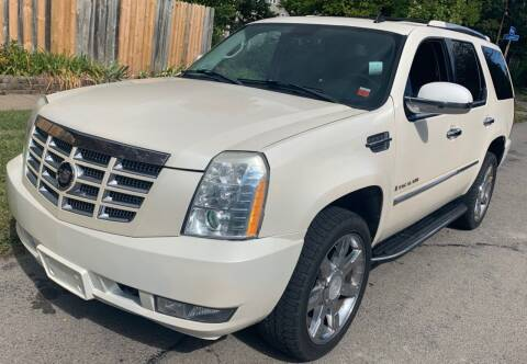 2007 Cadillac Escalade for sale at Select Auto Brokers in Webster NY