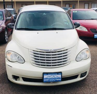 2006 Chrysler PT Cruiser for sale at First Class Motors in Greeley CO