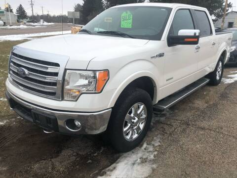 2014 Ford F-150 for sale at SUNSET CURVE AUTO PARTS INC in Weyauwega WI