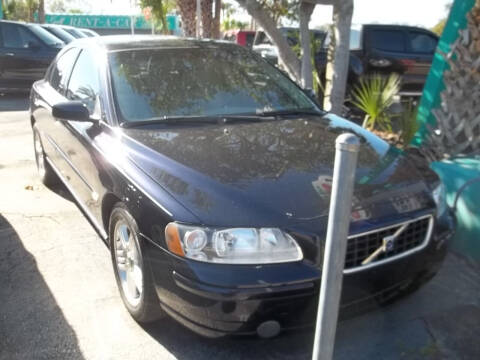 2006 Volvo S60 for sale at PJ's Auto World Inc in Clearwater FL