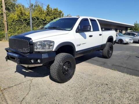 2006 Dodge Ram Pickup 2500 for sale at Nor Cal Auto Center in Anderson CA