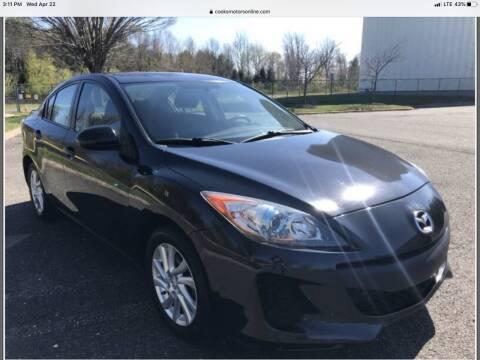 Mazda MAZDA3 for sale at Cooks Motors in Westampton NJ