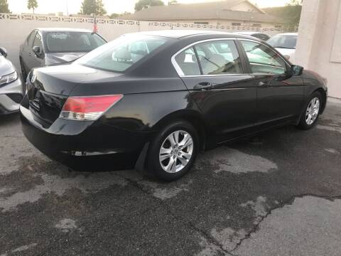 2009 Honda Accord for sale at CASH OR PAYMENTS AUTO SALES in Las Vegas NV