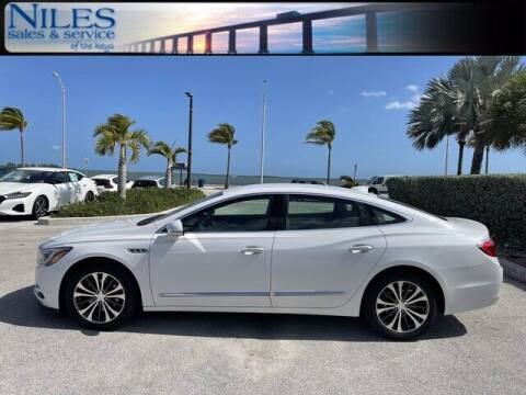 2017 Buick LaCrosse for sale at Niles Sales and Service in Key West FL