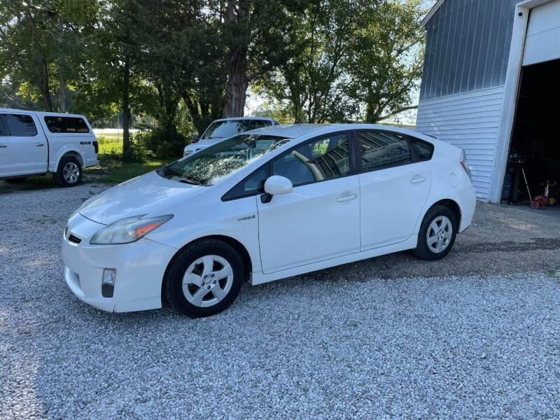 2010 Toyota Prius for sale at Bailey Auto in Pomona KS