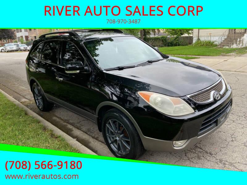 2010 Hyundai Veracruz for sale at RIVER AUTO SALES CORP in Maywood IL