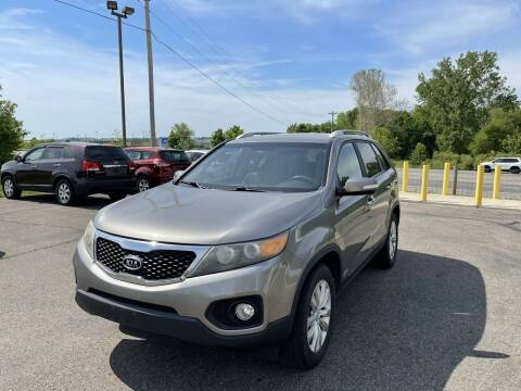 2011 Kia Sorento for sale at Instant Auto Sales - Lancaster in Lancaster OH