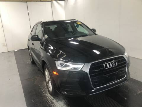 2017 Audi Q3 for sale at Reynolds Auto Sales in Wakefield MA