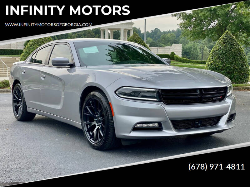2015 Dodge Charger for sale at INFINITY MOTORS in Gainesville GA