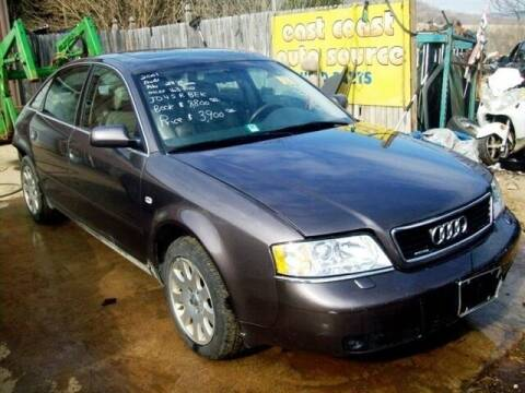 2001 Audi A6 for sale at East Coast Auto Source Inc. in Bedford VA